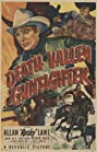 Death Valley Gunfighter (1949) Poster