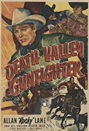 Death Valley Gunfighter Poster
