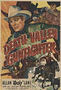 Primary photo for Death Valley Gunfighter
