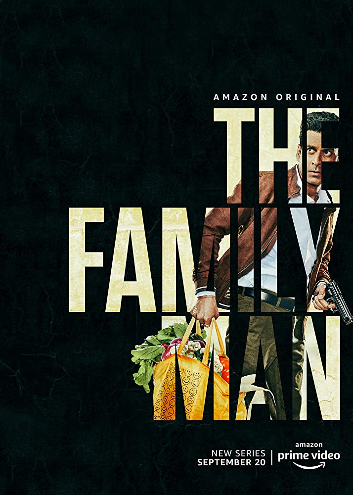 The Family Man (2019) Multi Audio [Hindi – Telugu – Tamil] x264 AAC