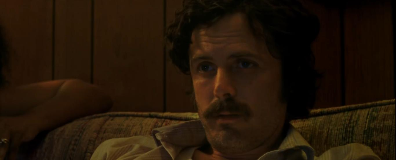 Casey Affleck in The Old Man & the Gun (2018)