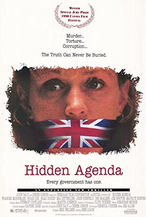 Permalink to Movie Hidden Agenda (1990)