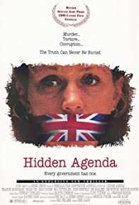 Primary photo for Hidden Agenda