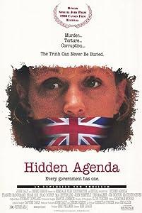 Movies sites downloads Hidden Agenda [1680x1050]