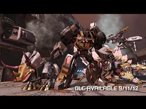 Transformers: Fall of Cybertron (VG)