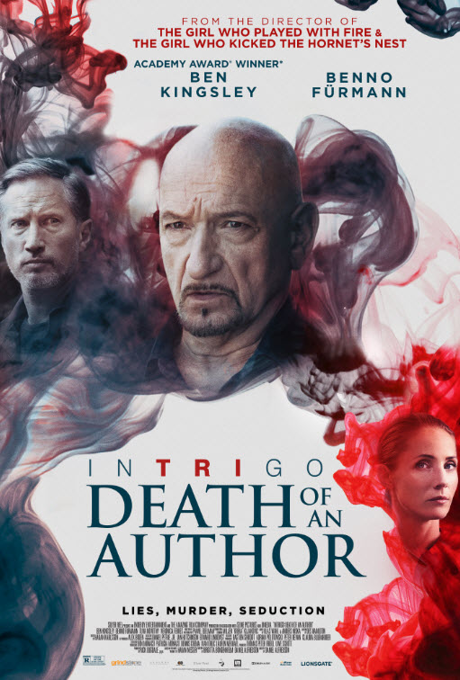 Intrigo Death Of An Author 2019 English 720p HDRip ESub 800MB