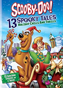 Scooby Doo 13 Spooky Tales Ruh Roh RobotScooby Doo 13 Spooky Tales Ruh Roh Robot