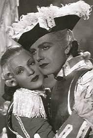 Luisa Ferida and Claudio Gora in Amore imperiale (1941)