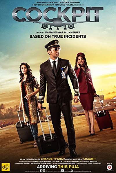 Cockpit (2017) Bengali WEB-DL  720P  x264  950MB Download