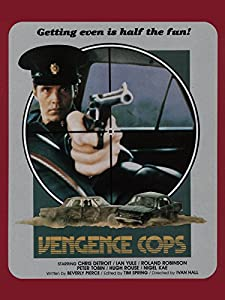 Vengeance Cops movie download