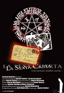 Watch full movies hd online La sexta carta Spain [480x272]
