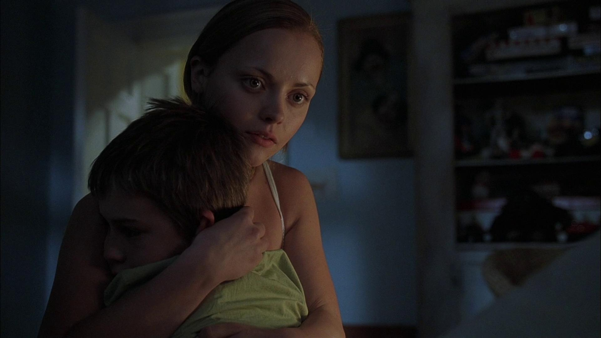Christina Ricci and Harry Forrester in The Gathering (2002)