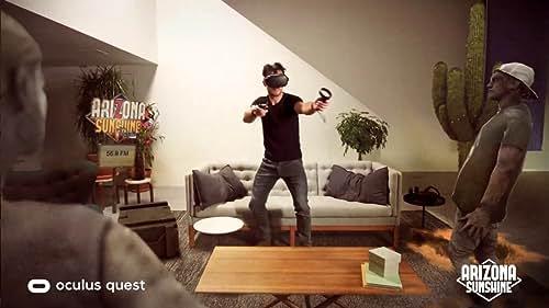 Arizona Sunshine: Launch Trailer (Oculus Quest)