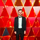Benoit Berthe - On the red carpet at the 90th Academy Awards Ceremony (Garden Party - Best animated short Nomination)