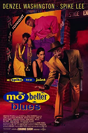 Where to stream Mo' Better Blues