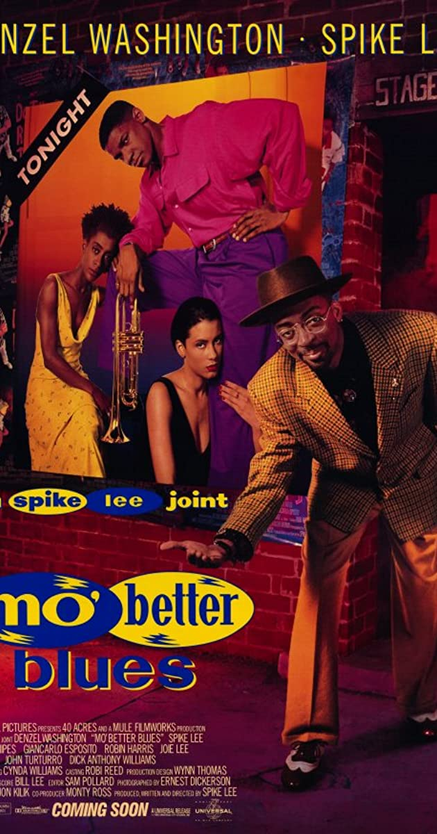Subtitle of Mo' Better Blues