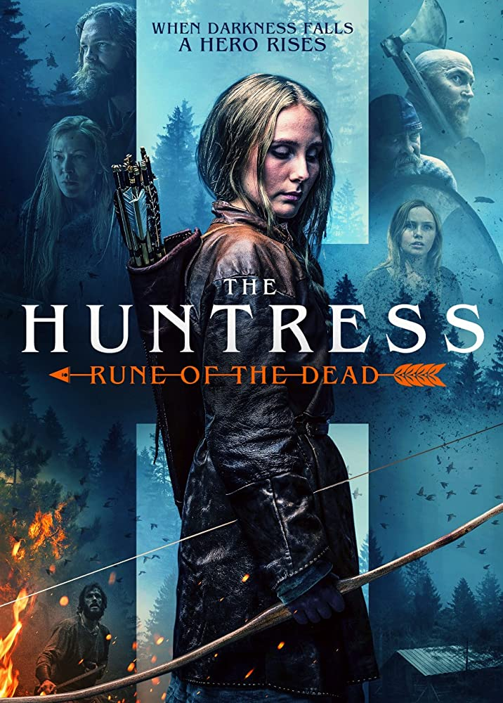 فيلم The Huntress: Rune of the Dead مترجم, kurdshow
