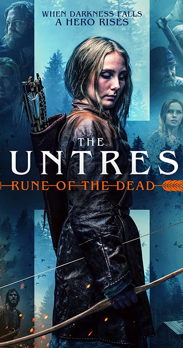 Subtitle of The Huntress: Rune of the Dead
