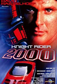 David Hasselhoff and Carmen Argenziano in Knight Rider 2000 (1991)