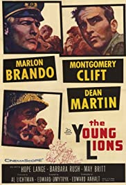 The Young Lions (1958) Poster - Movie Forum, Cast, Reviews