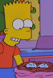 Bart the Mother Poster