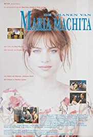 De tranen van Maria Machita Poster