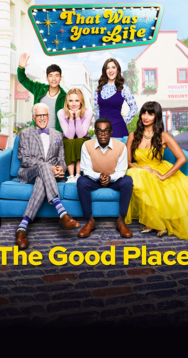 The Good Place (TV Series 2016–2020) - IMDb