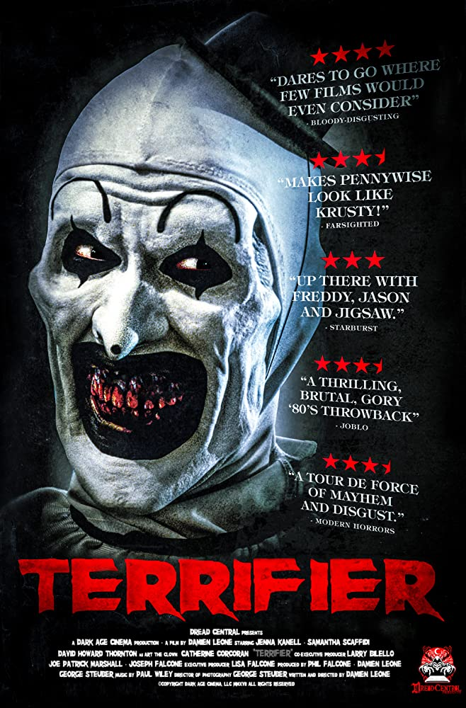 David Howard Thornton in Terrifier (2016)