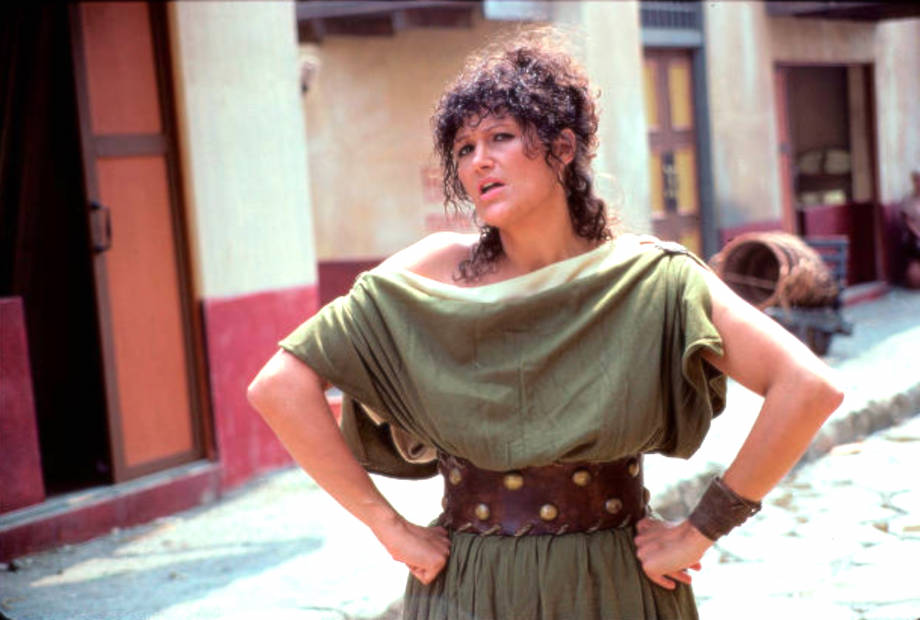 Francesca Romana Coluzzi in The Last Days of Pompeii (1984)