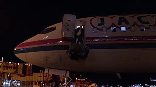 LA to Vegas: Bernard Deploys The Emergency Slide
