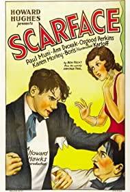 Scarface (1932) Poster - Movie Forum, Cast, Reviews