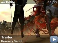 Heavenly Sword Video Game 2007 Imdb