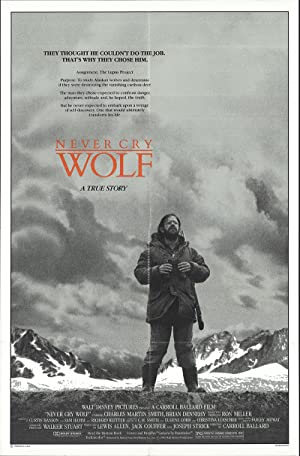 Never Cry Wolf Poster Image