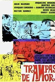 Trampas de amor (1969) Poster - Movie Forum, Cast, Reviews