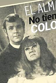 Carlos Cámara and Josefina Rovira in El alma no tiene color (1966)