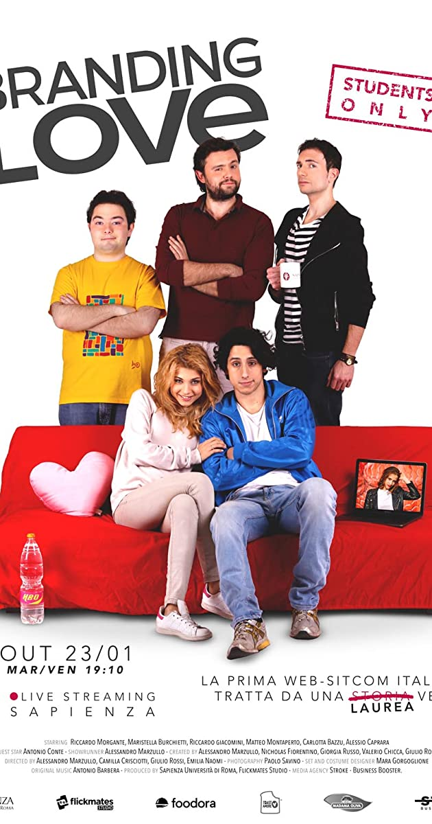 Download Branding Love or watch streaming online complete episodes of  Season1 in HD 720p 1080p using torrent