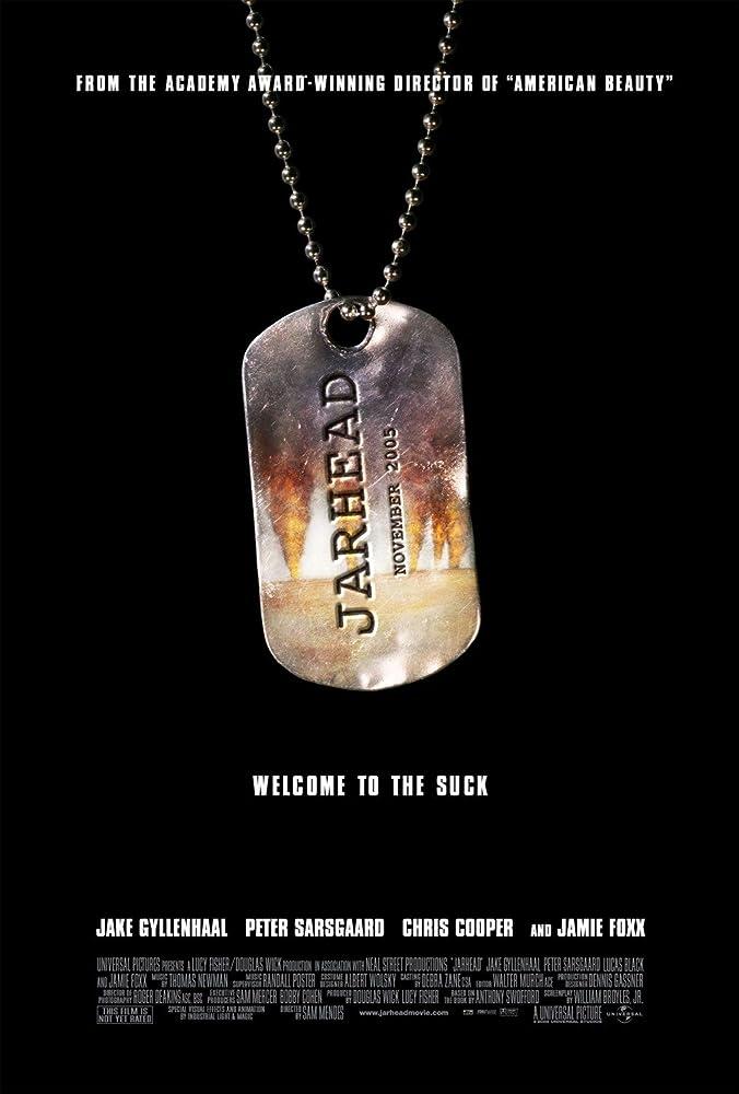 Poster film Jarhead.