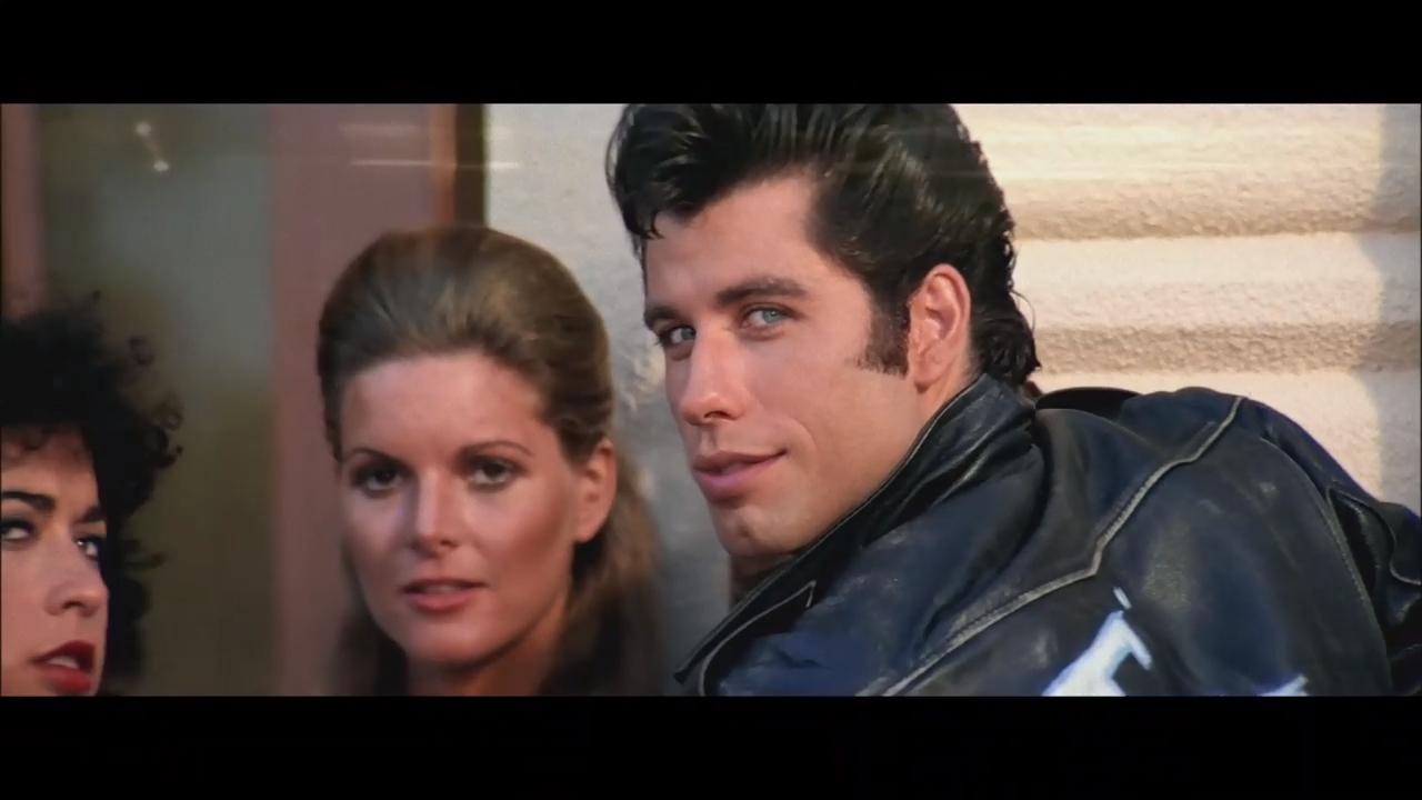 Grease 12 John Travolta American Musical Romantic Comedy Film Poster Photo Print