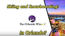 Skiing and Snowboarding! In Orlando??