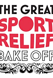 The Great Sport Relief Bake Off Poster