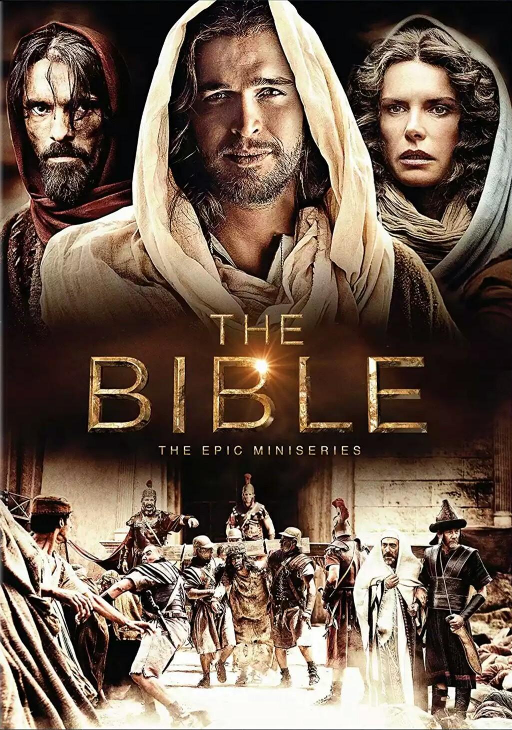 دانلود زیرنویس فارسی سریال The Bible
