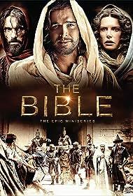 Roma Downey and Diogo Morgado in The Bible (2013)