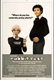 Billy Crystal and Joan Rivers in Rabbit Test (1978)
