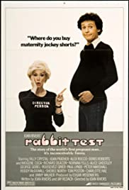 Rabbit Test Poster