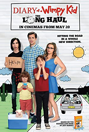 Movie Diary of a Wimpy Kid: The Long Haul (2017)
