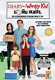 Diary of a wimpy kid the long haul 2017 imdb diary of a wimpy kid the long haul poster solutioingenieria Images