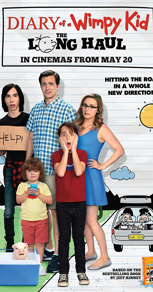 Diary Of A Wimpy Kid The Long Haul 2017 Full Cast Crew Imdb