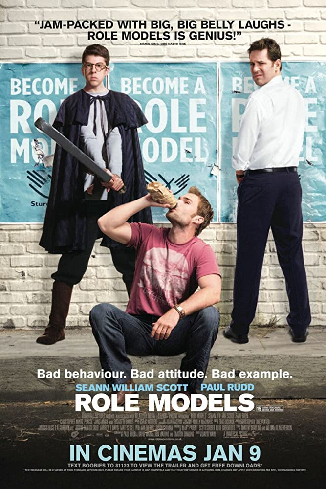Role Models (2008) Hindi Dubbed