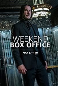 Here's a rundown of the top performers at the domestic box office for the weekend of May 17 to 19.