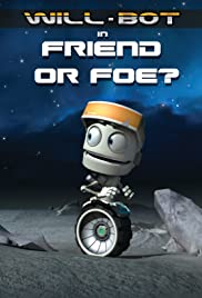 Will-Bot: Friend or Foe Poster